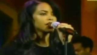 AALIYAH MORE THAN A WOMAN LIVE
