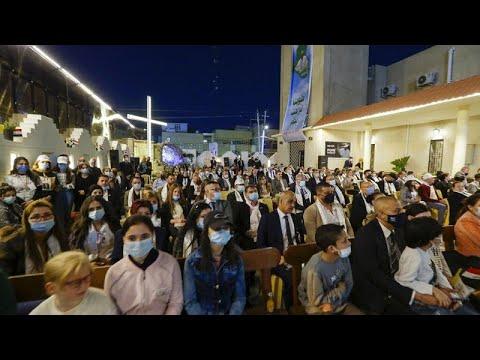 Papa Francesco in Iraq: 'Il dialogo è l'unica via'
