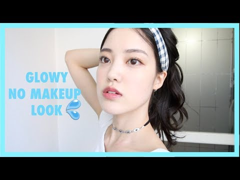 Natural Korean No Makeup Makeup Look