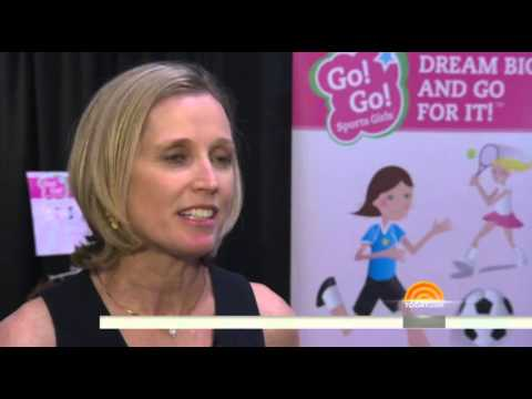 TODAY SHOW  'Girls' toys group of women revolutionize the to