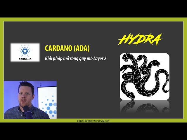Cardano - Giải pháp mở rộng layer 2 với công nghệ Hydra