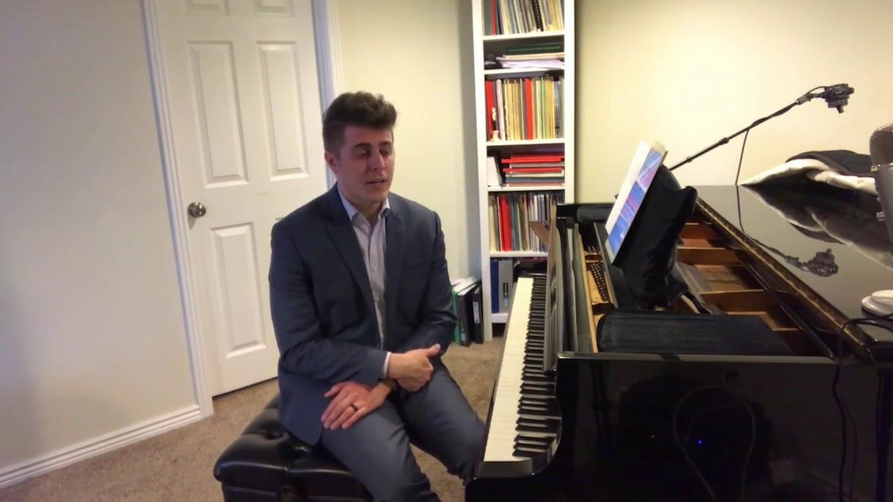 Dynamics in Bach's Music - VIP MasterClass Sample