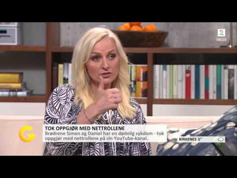 God Morgen Norge | Nettmobbing med Daniel Simen