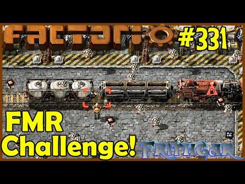 factorio-million-robot-challenge-#331:-updated-graphics!