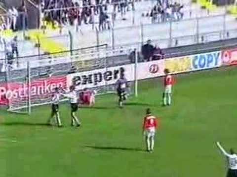 Superfinalen 1993: Kongsvinger - Rosenborg