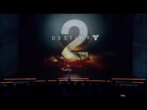 Download Youtube: Прямая трансляция с премьерного показа игрового процесса Destiny 2 (США)