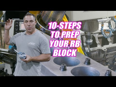 10 Steps To Prep An RB Block - Platinum Tech