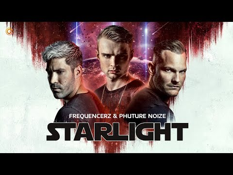 Смотреть клип Frequencerz & Phuture Noize - Starlight