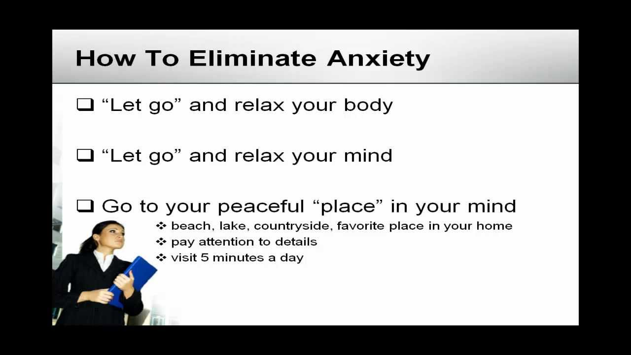 Ways To Relax Your Mind Anxiety