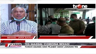 Soal Mekanisme Tes Massal Covid-19, Wali Kota Bekasi: Sistemnya Seperti Drive Thru | tvOne