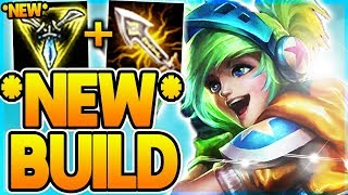 THE MOST BROKEN BUILD IN HISTORY (SOLO CARRY BUILD!) Riven Build s9 - League of Legends Riven Guide