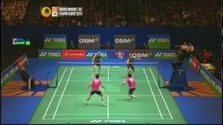 Badminton Tribute, Men