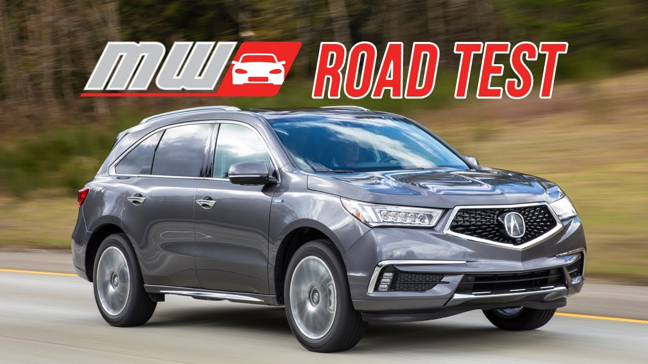 Road Test 2017 Acura Mdx Sport Hybrid Magnified