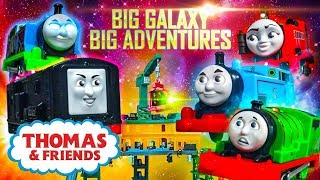 The Steam Awakens ⭐ Big Galaxy Big Adventures #5 ⭐ Thomas & Friends UK ⭐Cartoons for Children