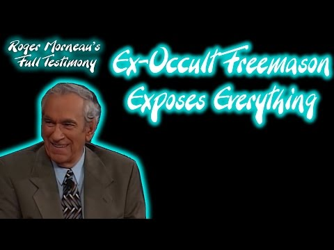 Ex-Occultist Freemason from 1950's Reveals EVERYTHING