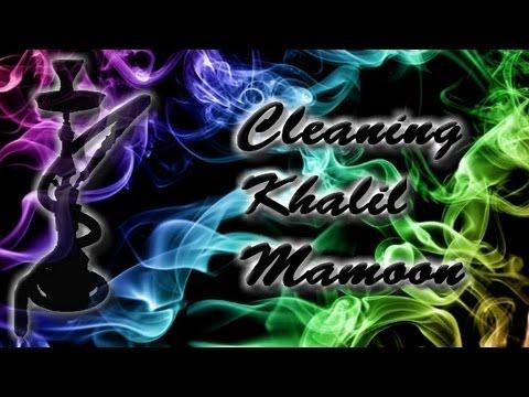 Washing the Khalil Mamoon