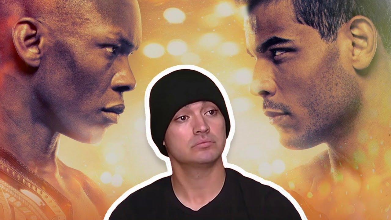 UFC 253 Adesanya vs Costa - LIVE Mexican Fight Companion