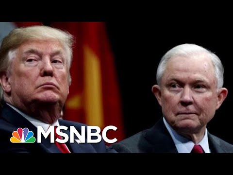 Jeff Sessions Is Key Witness In Robert Mueller Obstruction Probe | The Last Word | MSNBC