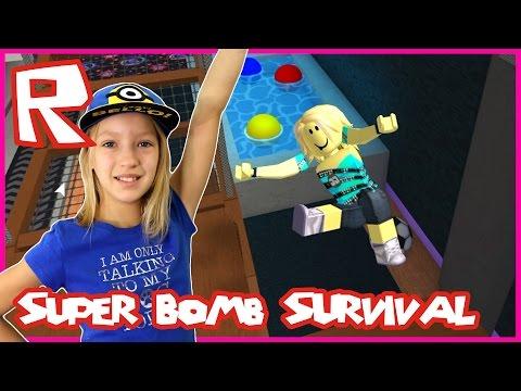 Saving The Pearl Queen / Roblox Super Bomb Survival