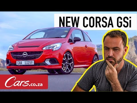 New Opel Corsa GSi Review – GSi Is Back
