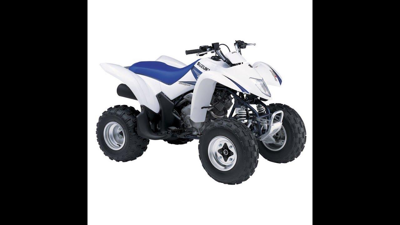 Suzuki Lt-z250 - Service Manual    Repair Manual