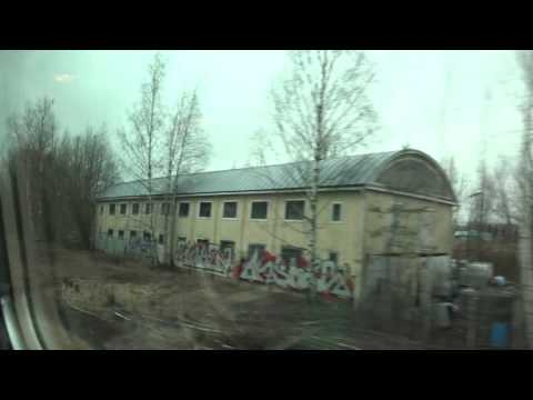VR Pendolino 975, Helsinki (Helsingfors) to Kupittaa (Kuppis), 06.04.16, 16:16-17:39, Part 4