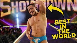 10 Wrestlers Who Are The Best In The World At Exactly ONE Thing