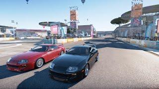 Forza Horizon 2 | Grudge Match | 1450hp Supra Takes Down 1200hp Huracan & 1350hp Supra + 1000hp GTR