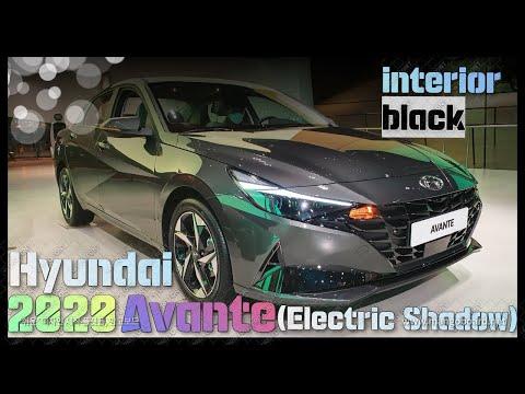 2021 Hyundai Elantra 'Electric Shadow' Interior&Exterior walkaround - Hyundai 2021 Elantra