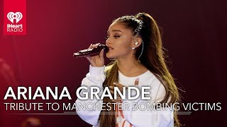 Ariana Grande's Touching Tribute To Manchester Bombing Victims   Fast Facts