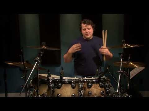Beginner Double Bass Drum Fills