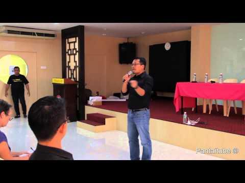 Perjumpaan Anak Muda Malaysia - Dialog Session.