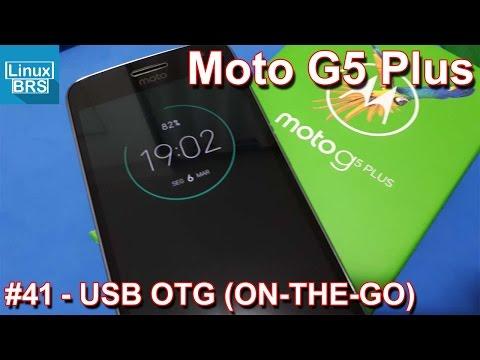 Lenovo Moto G5 Plus - USB OTG (ON-THE-GO)
