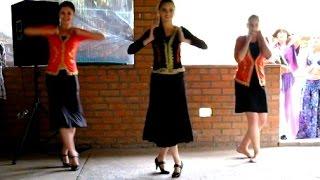 Восточные танцы видео | еврейский Хава Нагила