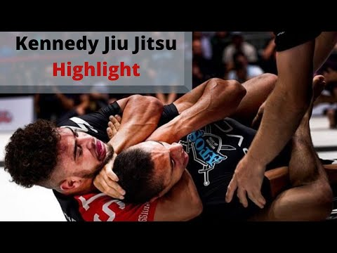 Kennedy Jiu Jitsu Highlight| Cobrinha