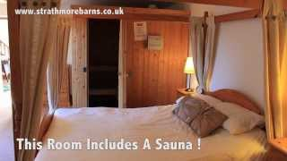 Strathmore Barns Self catering Teesdale County Durham motorbike biker friendly place to stay