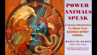 POWER ANIMALS SPEAK, II: Meeting Your Spirit Animal