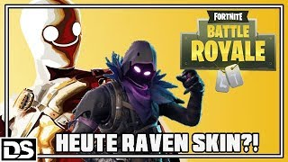 Fortnite Battle Royale Deutsch - Wann kommt der Raven Skin? (Fortnite Gameplay German