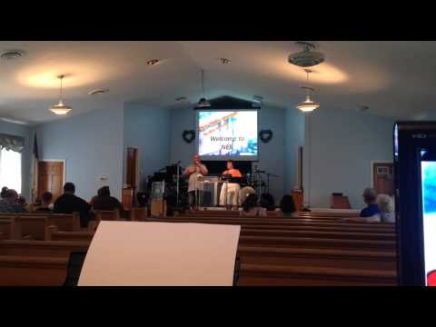Who am I cover from Neb church (little church In wood)