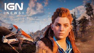 Horizon Zero Dawn Gets New Game Option, Ultra Hard Mode, More - IGN News
