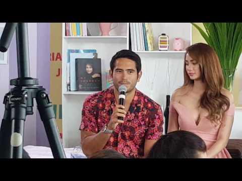 Gerald Anderson Respects His Exes Kim Chiu, Sarah Geronimo at Maja Salvador