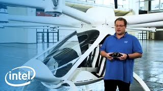Intel Flight Control Technology & Volocopter | Intel