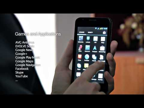 Produktové video - mobilní telefony [EN]
