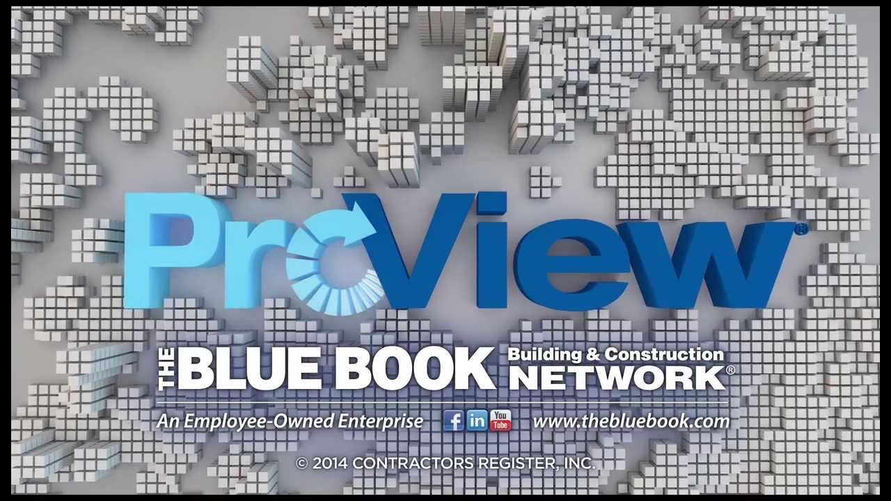 The Blue Book Building & Construction Network - The Power of