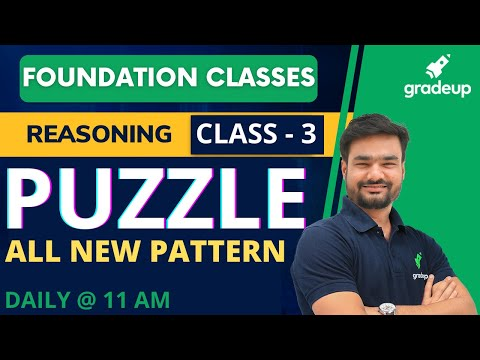 puzzle-all-new-pattern-for-foundation-class-|-reasoning-|-class-3-|-arpit-sohgaura-|-gradeup