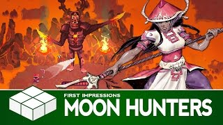 Moon Hunters | PC Gameplay & First Impressions