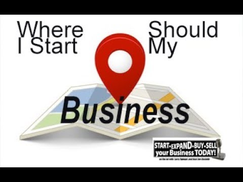 How to Start or Expand Your Business Today!