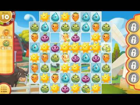 Игра Farm Heroes Saga на Андроид