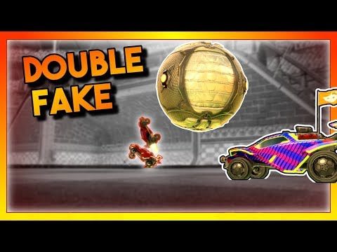 Playing RIZZO & TORMENT   NUTTY DOUBLE FAKE   Grand Champion - Rocket League thumbnail