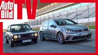 Treffen der wilden Gölfe - VW Golf GTI Clubsport gegen GTI 16V (2016)